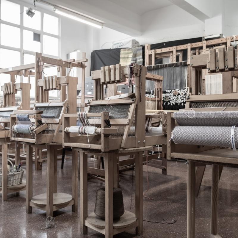 El taller de Soledad Santisteban